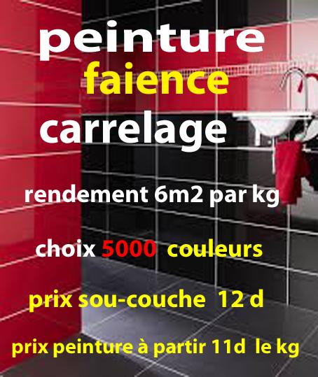 Peinture faience et carrelage - Prix peinture carrelage cuisine ...