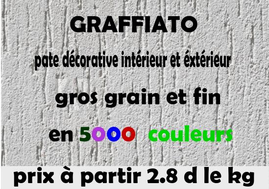 Graffiti Tunisie Peinture Décorative Pour Intérieure Et