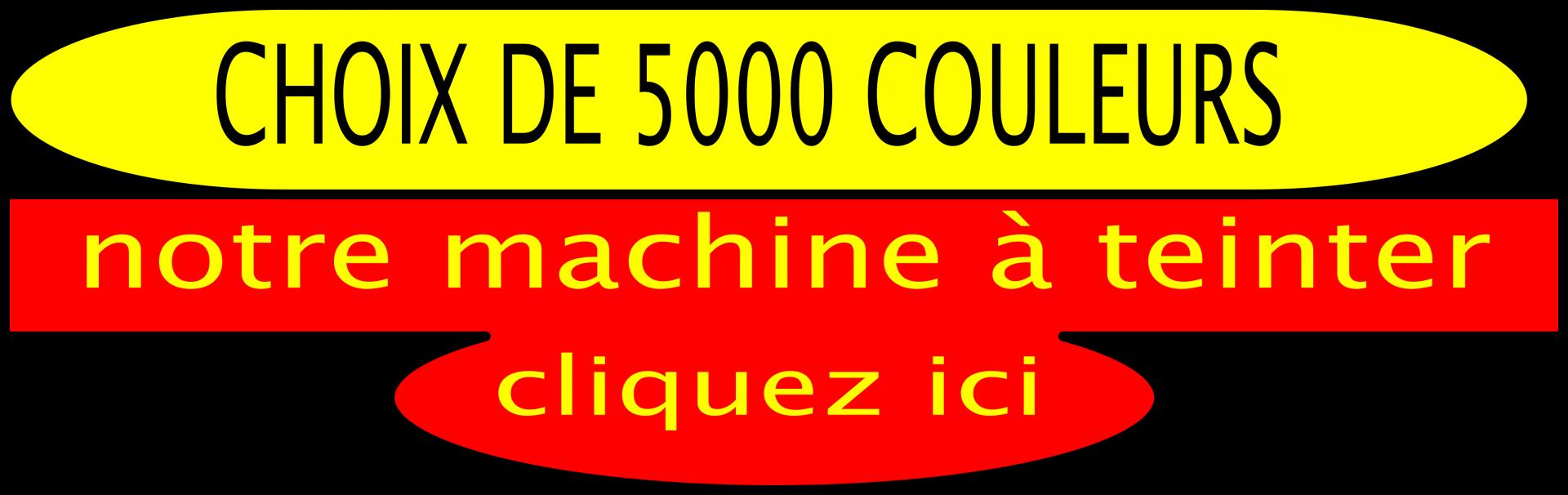 5000 couleur