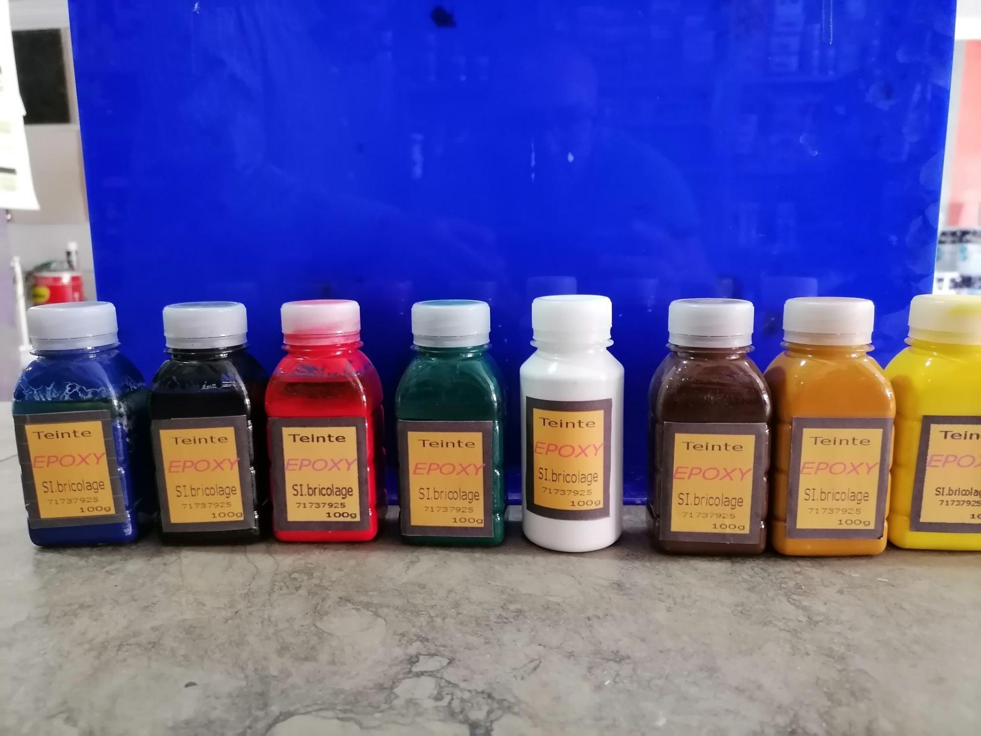 Colorant liquide jpg 2eme photos
